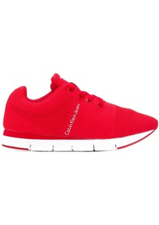 Calvin Klein mesh panel sneakers