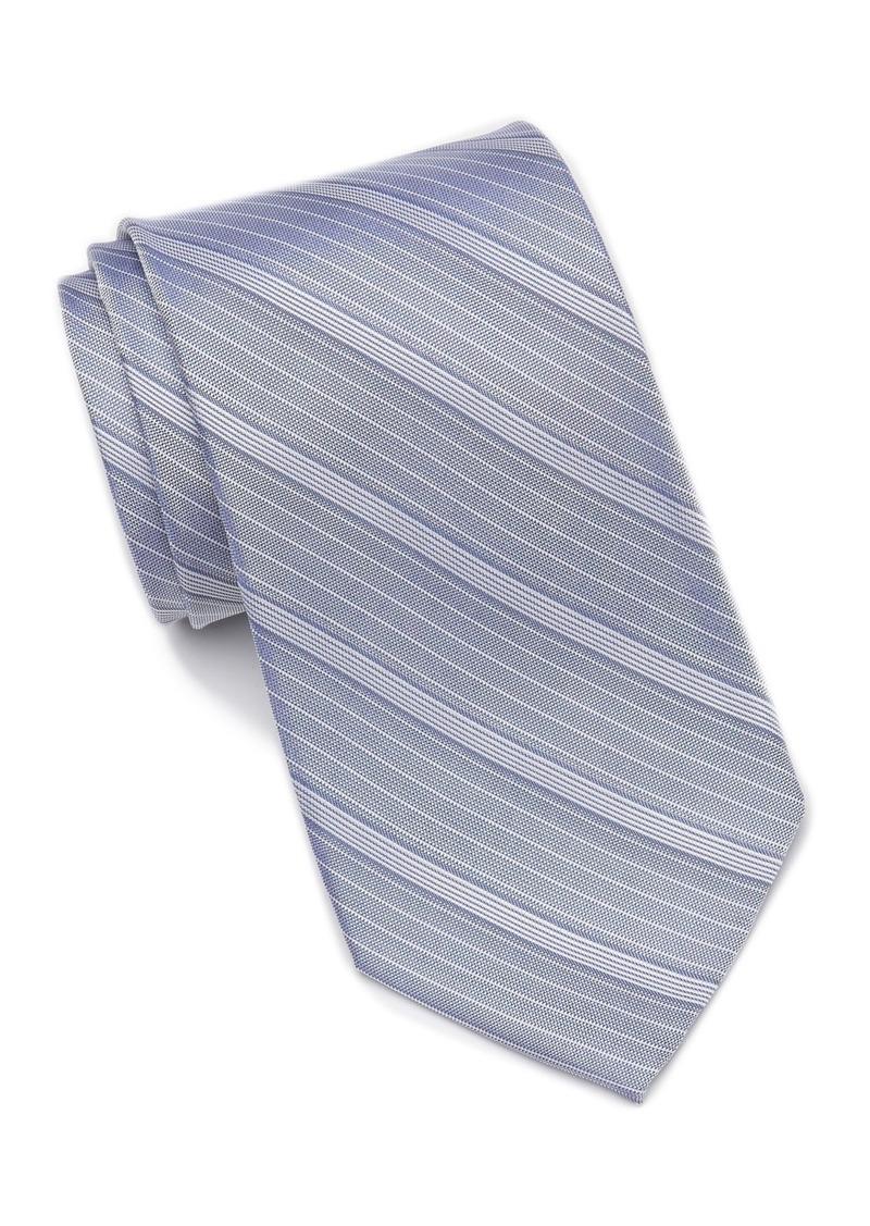 Calvin Klein Meter Stripe Tie - XL