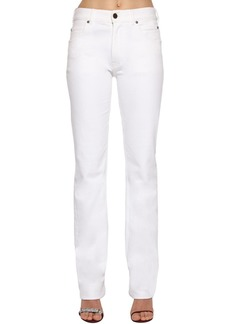Calvin Klein Mid Rise Cotton Denim Jeans