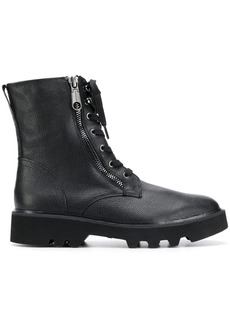 Calvin Klein military boots