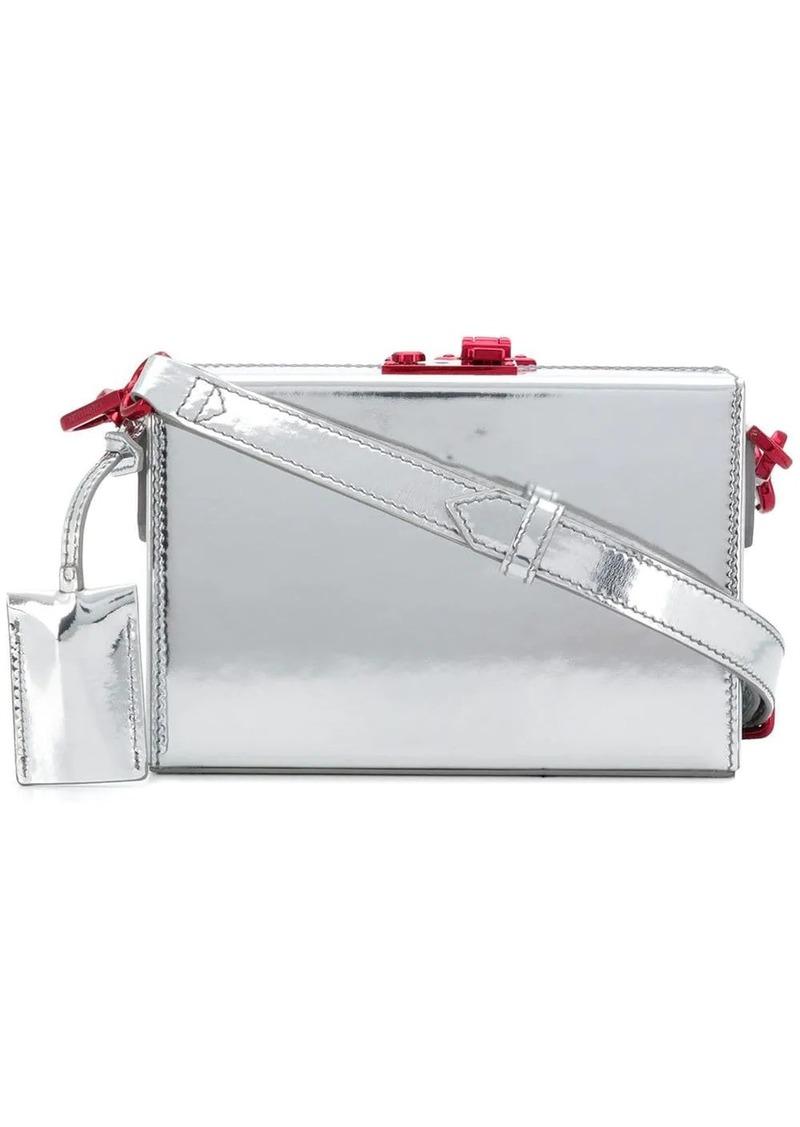Calvin Klein mini box crossbody bag