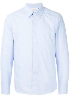 Calvin Klein mini check slim fit shirt