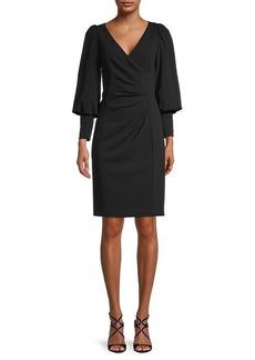 Calvin Klein Mini Sheath Dress