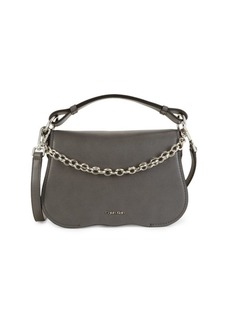 Calvin Klein Mini Statement Series Western Chain Crossbody Bag