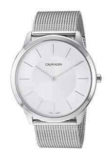 Calvin Klein Minimal Extension Watch - K3M2T126