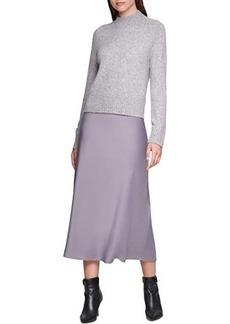 Calvin Klein Mock Neck Sweater