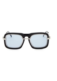 Calvin Klein Modern 53MM Rectangle Sunglasses