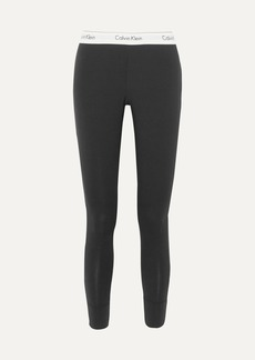 Calvin Klein Modern Stretch Cotton-blend Leggings