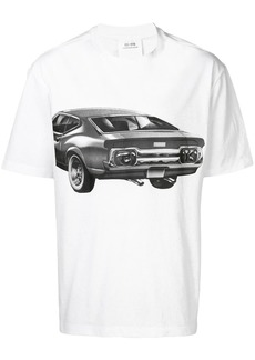 Calvin Klein Modernist Car T-shirt