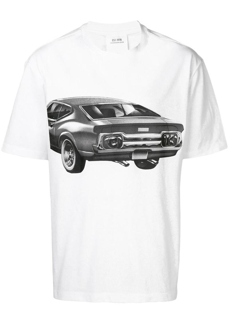 Calvin Klein Modernist Car T-shirt