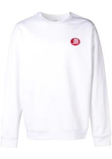 Calvin Klein modernist eagle logo sweatshirt