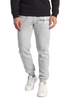 Calvin Klein Monogram Fleece Joggers