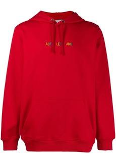 Calvin Klein multicolor logo hoodie