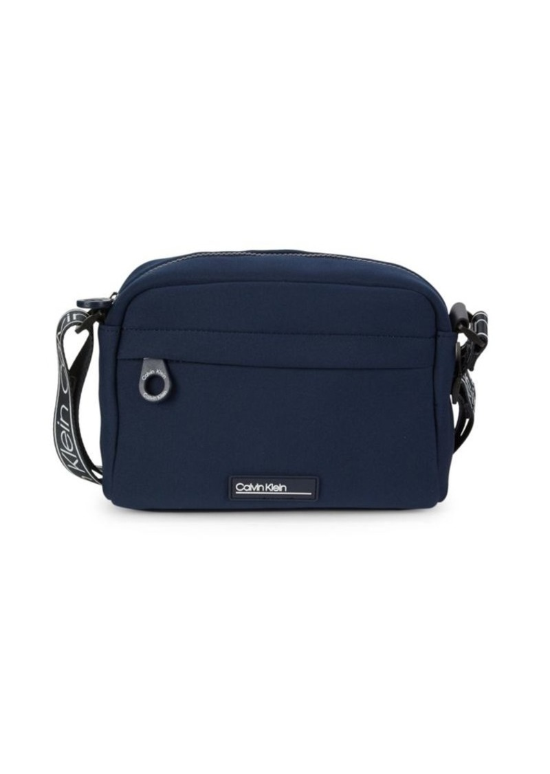 Calvin Klein Neoprene Camera Crossbody Bag