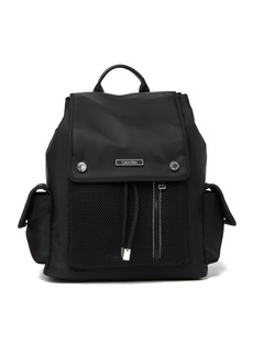 Calvin Klein Nylon Medium Backpack