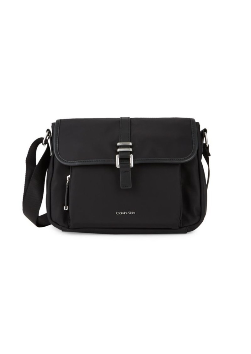 Calvin Klein Nylon Messenger Bag