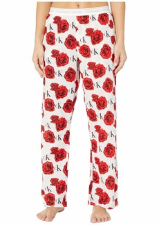 Calvin Klein One Woven's Cotton Sleep Pants