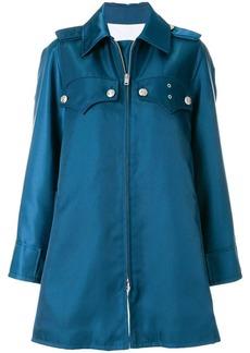 Calvin Klein Opera Policeman coat