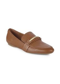 Calvin Klein Orianna Buckle Loafers