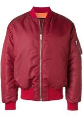 Calvin Klein oversized bomber jacket