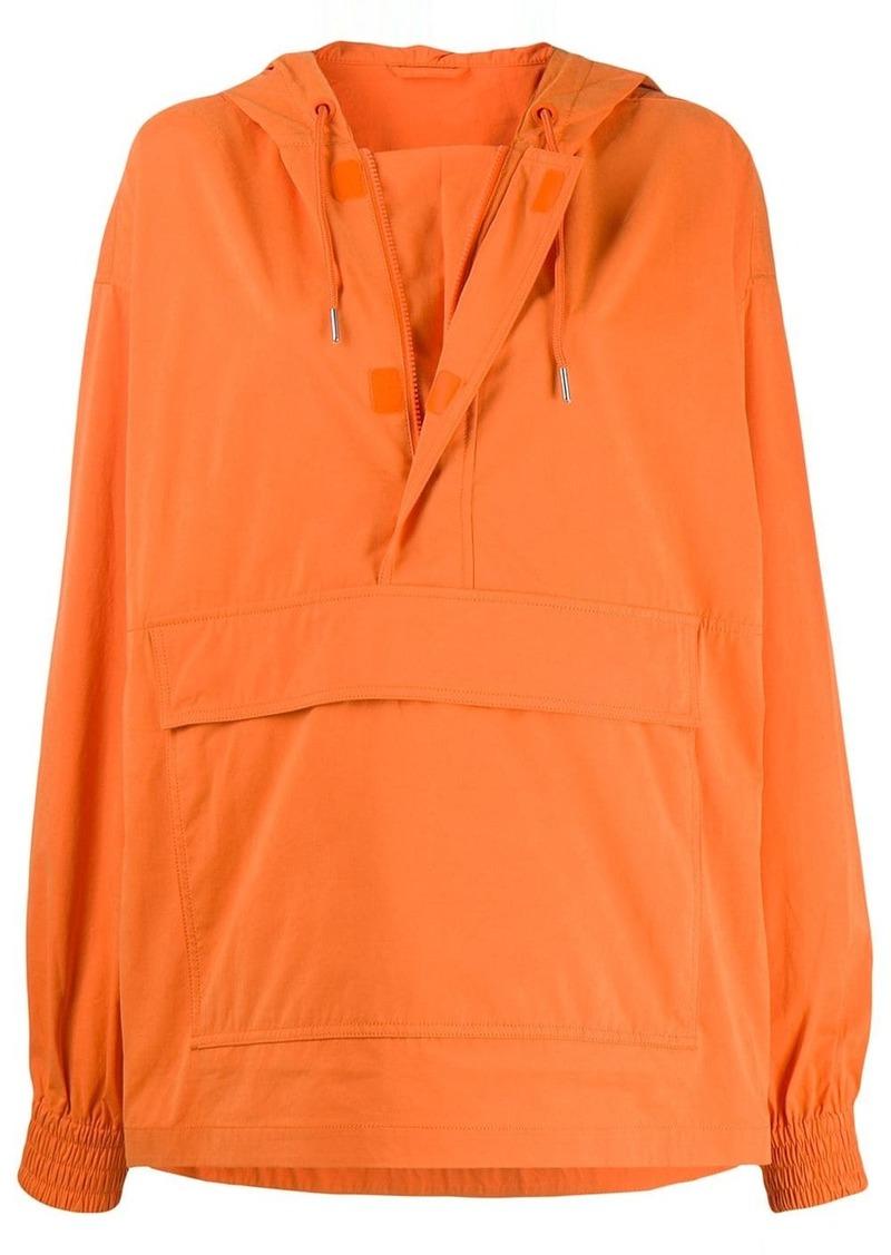 Calvin Klein oversized pullover jacket