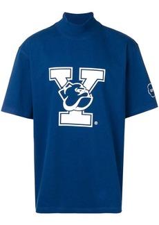 Calvin Klein oversized Yale print T-shirt