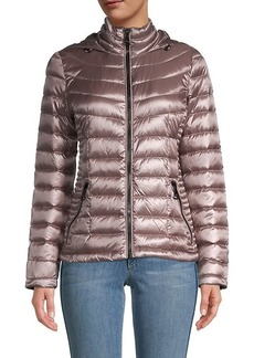 Calvin Klein Packable Quilted Jacket