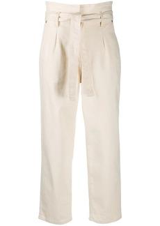 Calvin Klein paper bag organic cotton jeans