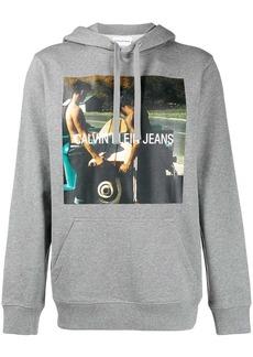 Calvin Klein photo print hoodie