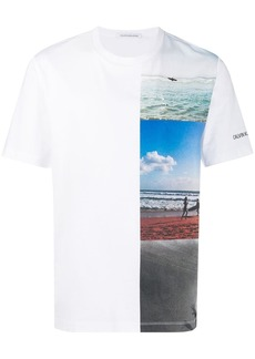 Calvin Klein photo print T-shirt
