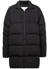 Calvin Klein photographic print padded jacket