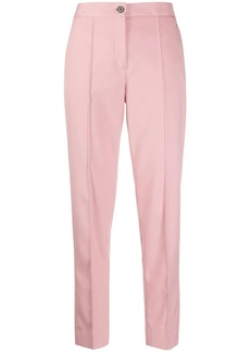 Calvin Klein pinched straight trousers