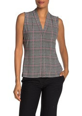 Calvin Klein Pleated Front V-Neck Cami