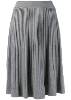 Calvin Klein pleated midi skirt
