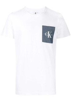 Calvin Klein pocket logo T-shirt