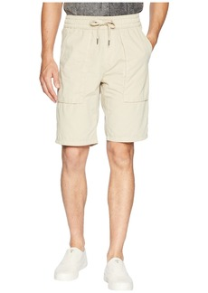 Calvin Klein Poplin Utility Shorts
