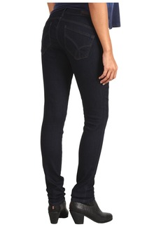 Calvin Klein Powerstretch Curvy Skinny Denim in Rinse