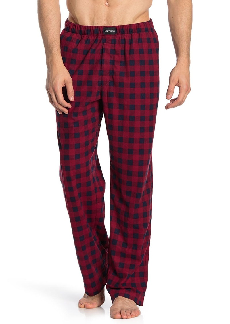 Calvin Klein Printed Lounge Pajama Pants
