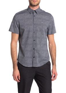 Calvin Klein Printed Stretch Fit Sports Shirt