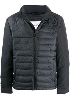 Calvin Klein quilted active jacket