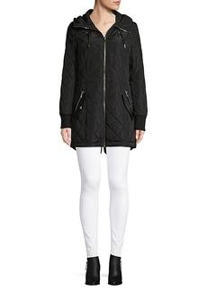 Calvin Klein Quilted Anorak Jacket