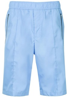 Calvin Klein refined elasticated shorts