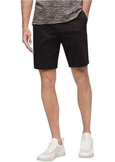 Calvin Klein Refined Stretch Chino Shorts
