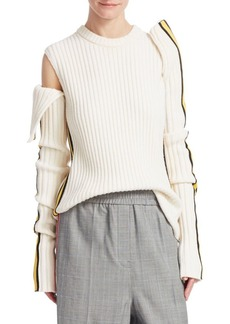 Calvin Klein Sleeveless Rib Knit Pullover