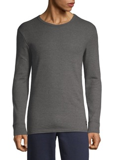 Calvin Klein Ribbed Crewneck Top