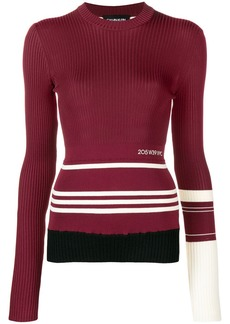 Calvin Klein ribbed sweater