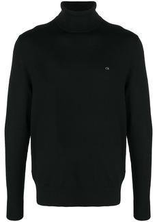 Calvin Klein roll neck knitted jumper