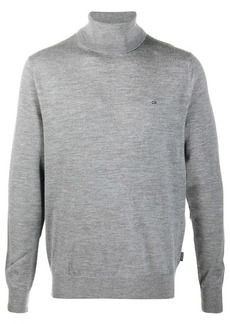 Calvin Klein roll-neck wool jumper
