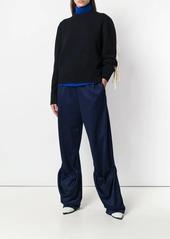 Calvin Klein rope detail jumper