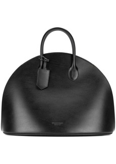Calvin Klein round tote bag